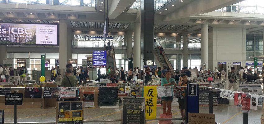 SHEWON on Tour ตอน เที่ยวฮ่องกงในวันที่ม็อบบุกสนามบิน 14/8/19